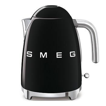 Wasserkocher Schwarz von Smeg