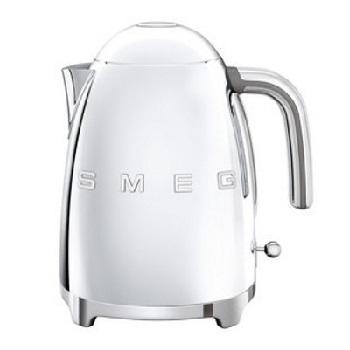 Wasserkocher Silber von Smeg