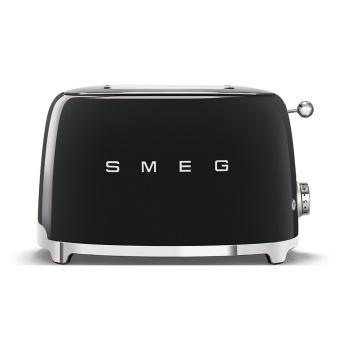 Toaster Schwarz von Smeg
